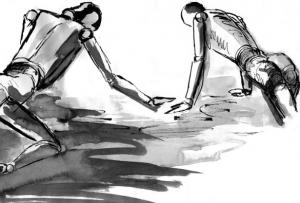 Dibujo: perspectiva y figura humana