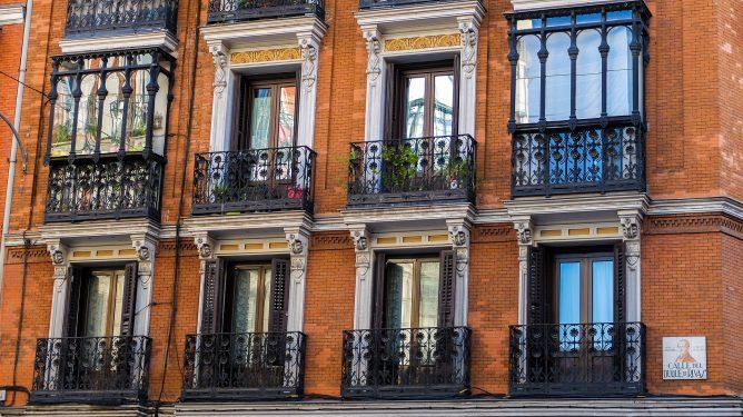 Madrid intercambios
